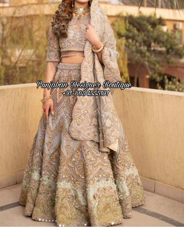 Bridal Lehenga Designs USA Australia