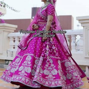 Bridal Lehenga Designs USA UK