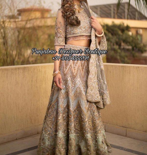 Bridal Lehenga Designs USA UK Canada