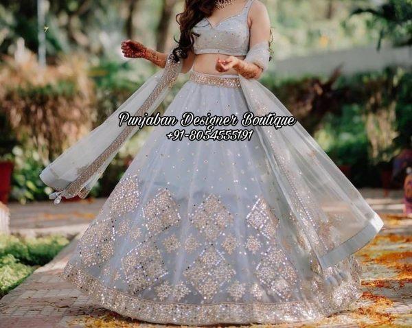Bridal Lehenga India USA UK