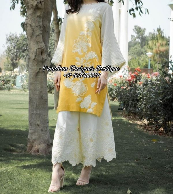 Buy Palazzo Suits Designs Canada