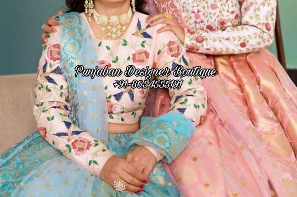 Buy Wedding Lehenga For Bride UK