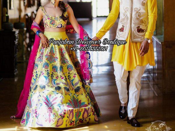 Designer Lehenga For Bride UK USA