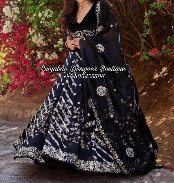 Designer Lehenga For Bride USA UK Canada Australia