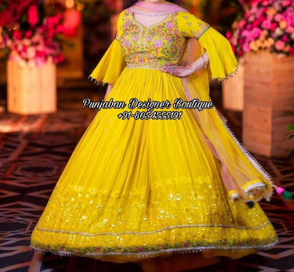 Latest Design Anarkali Suits Australia