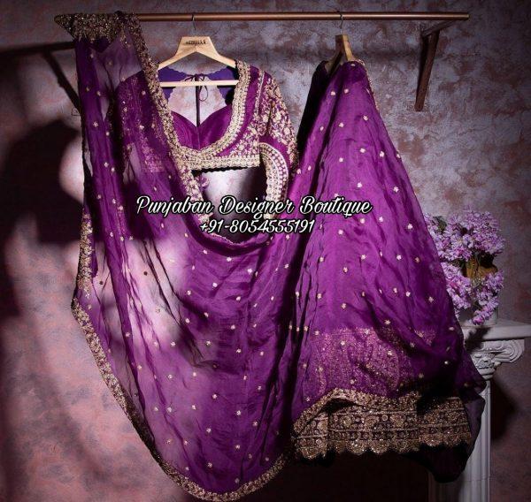 Lehenga For Wedding Bride USA UK