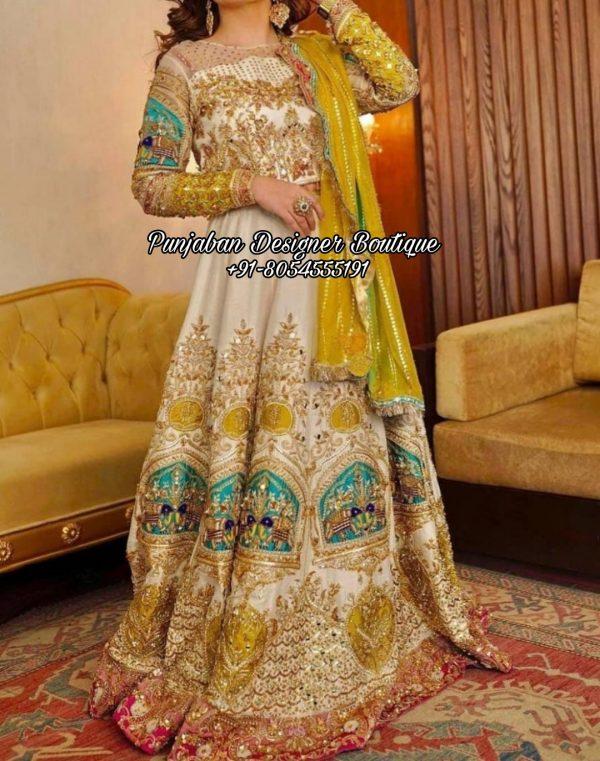 Online Anarkali Dresses UK USA