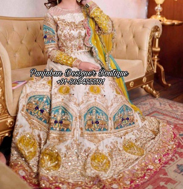Online Anarkali Dresses UK USA Canada
