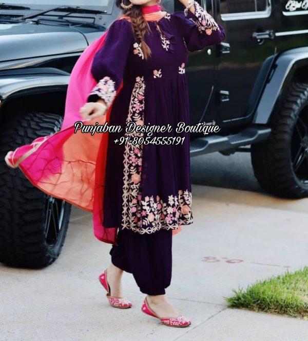 Punjabi Salwar Suits Canada UK USA