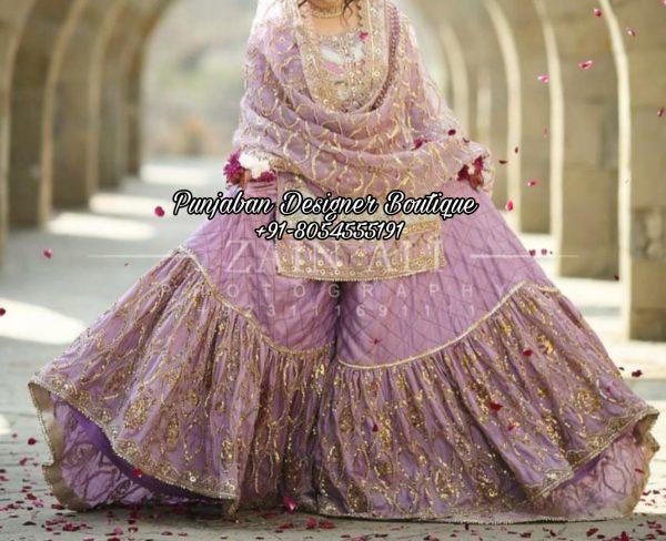 Punjabi Sharara Suits UK Canada USA