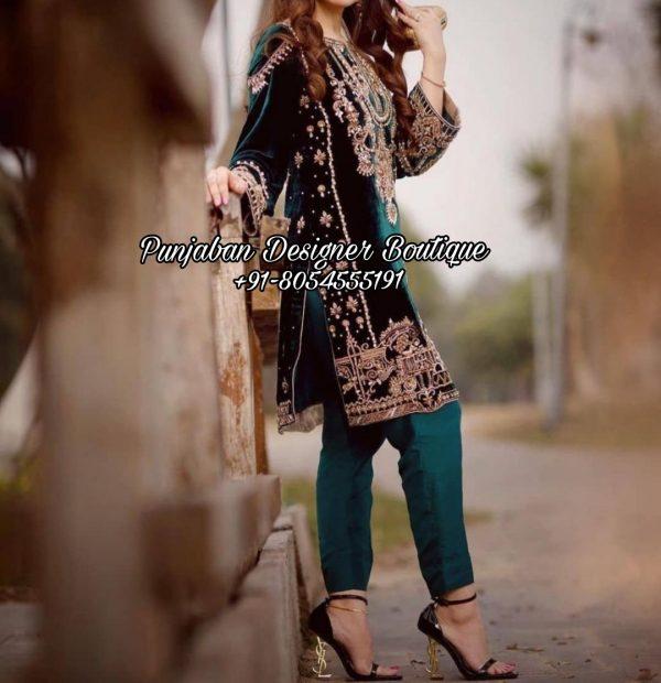 Punjabi Suits New Design Canada