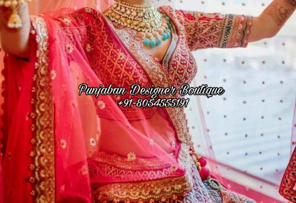 Wedding Bridal Lehenga USA UK Canada