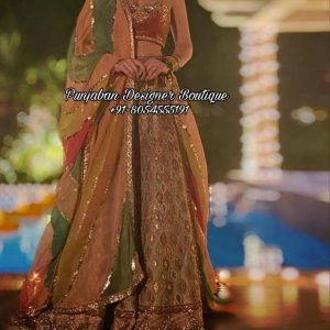Wedding Lehenga For Bride USA