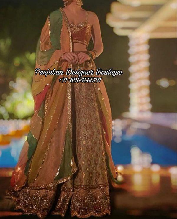 Wedding Lehenga For Bride USA