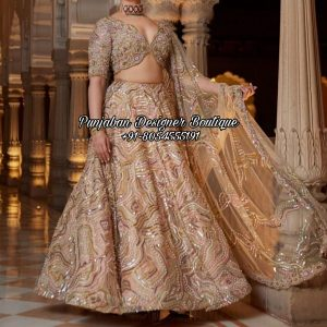 Wedding Lehenga Indian USA