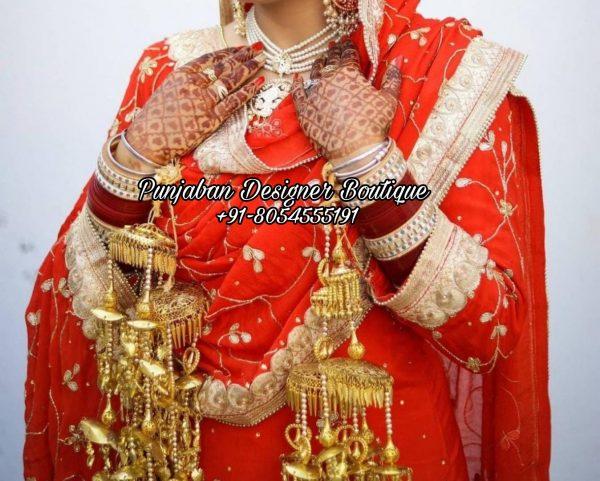 Wedding Punjabi Suits Canada UK