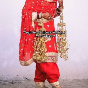 Wedding Punjabi Suits Canada UK USA Australia Italy