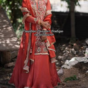 Buy Bridal Lehenga Punjabi USA