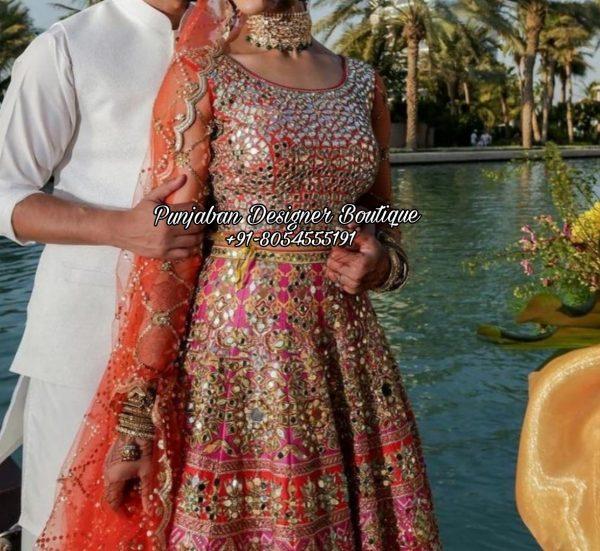 Buy Online Wedding Lehenga Designs UK USA Australia
