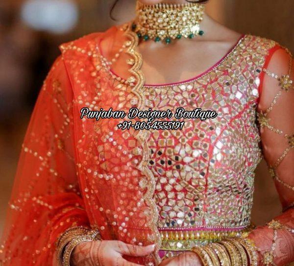 Buy Online Wedding Lehenga Designs UK USA France