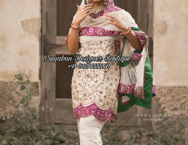 Buy Punjabi Suit With Plazo USA
