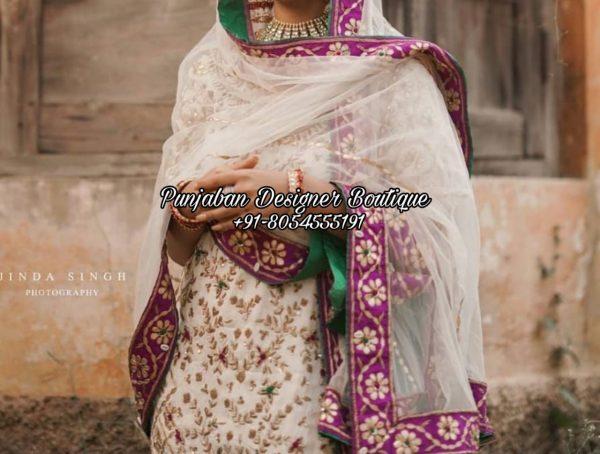 Buy Punjabi Suit With Plazo USA UK