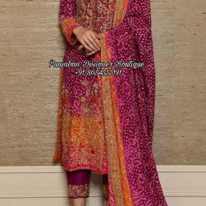 Buy Punjabi Suits For Wedding USA