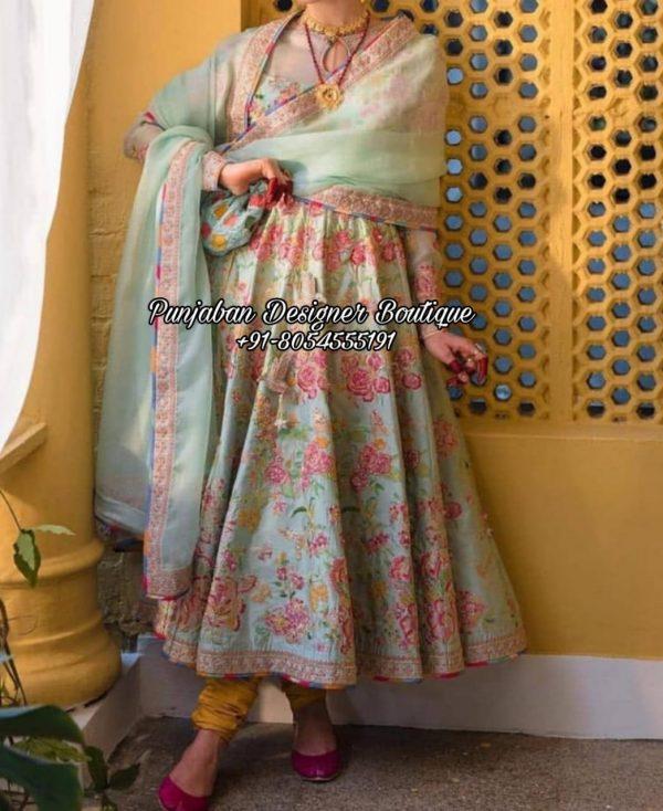 Designer Punjabi Suit Boutique Canada