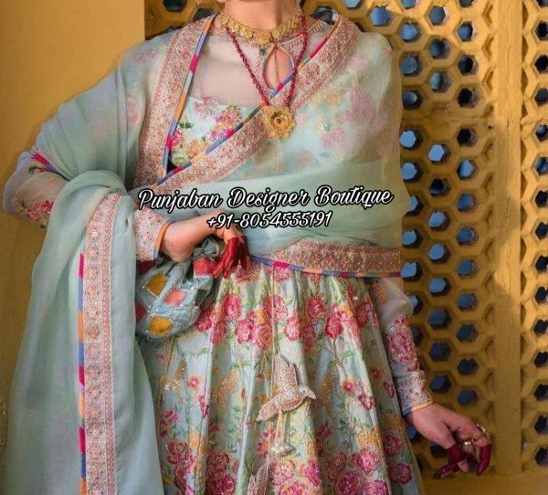 Designer Punjabi Suit Boutique Canada UK