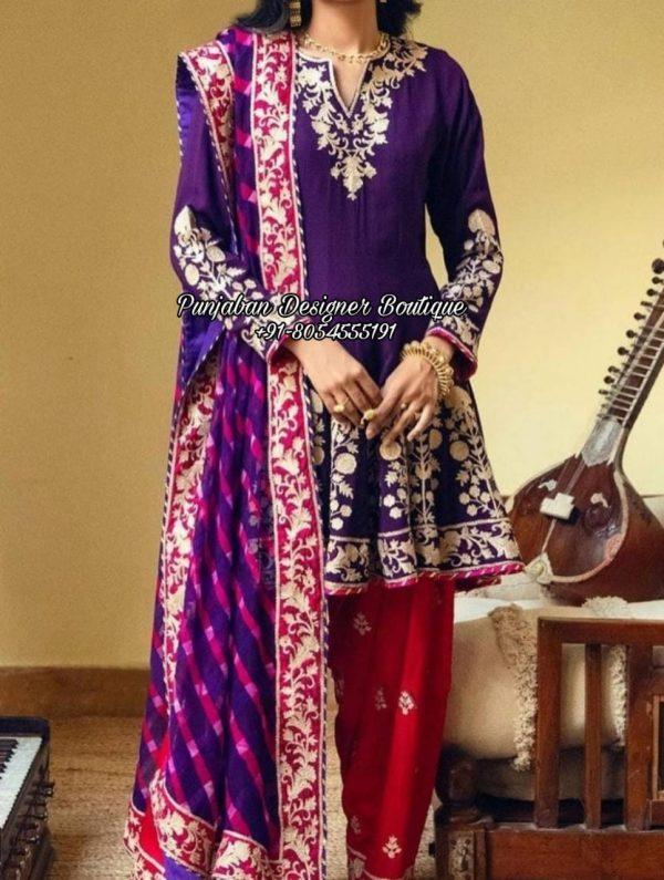 Designing Salwar Suit UK