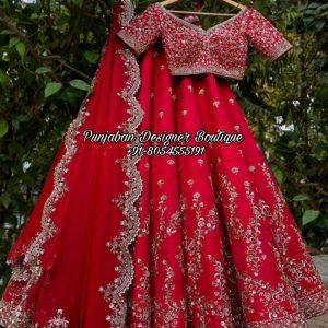 Lehenga For Bride Online USA