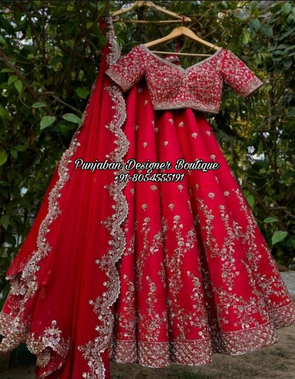 Lehenga For Bride Online USA