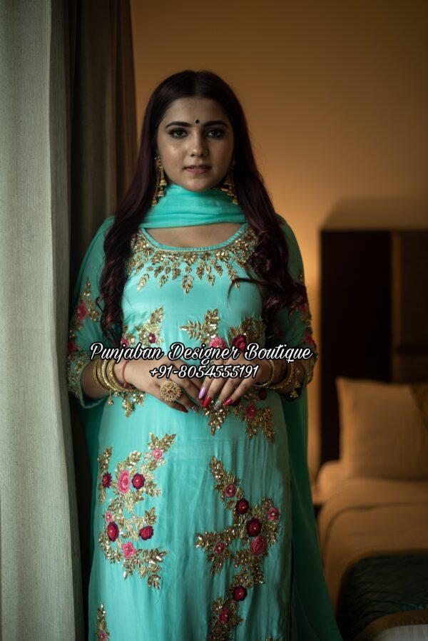 Punjabi Boutique Suit Brampton