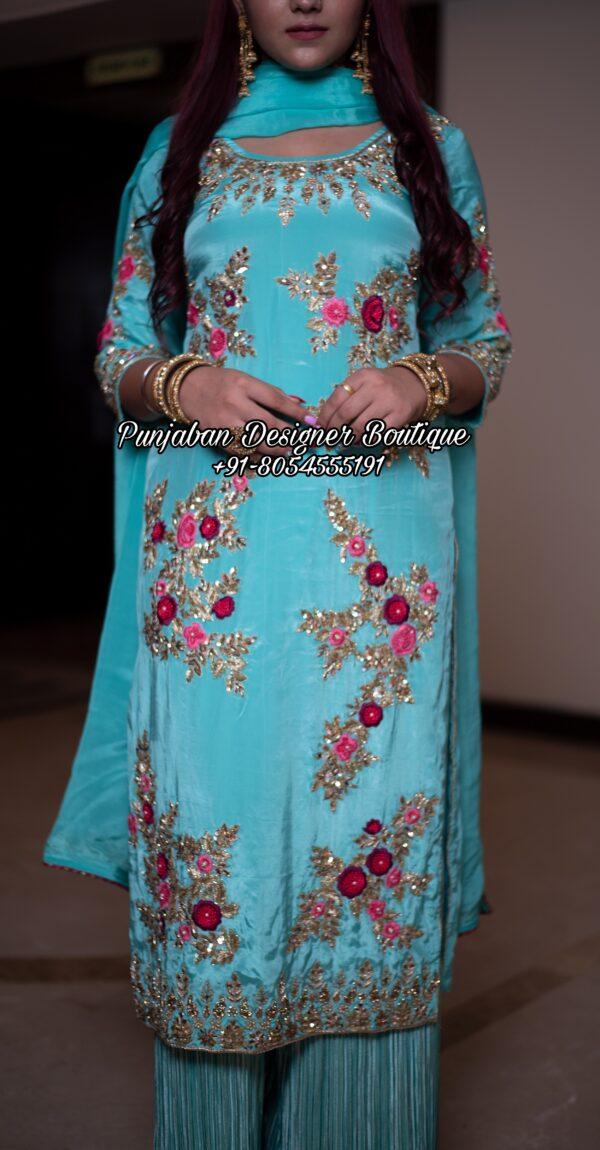 Punjabi Boutique Suit Brampton Canada