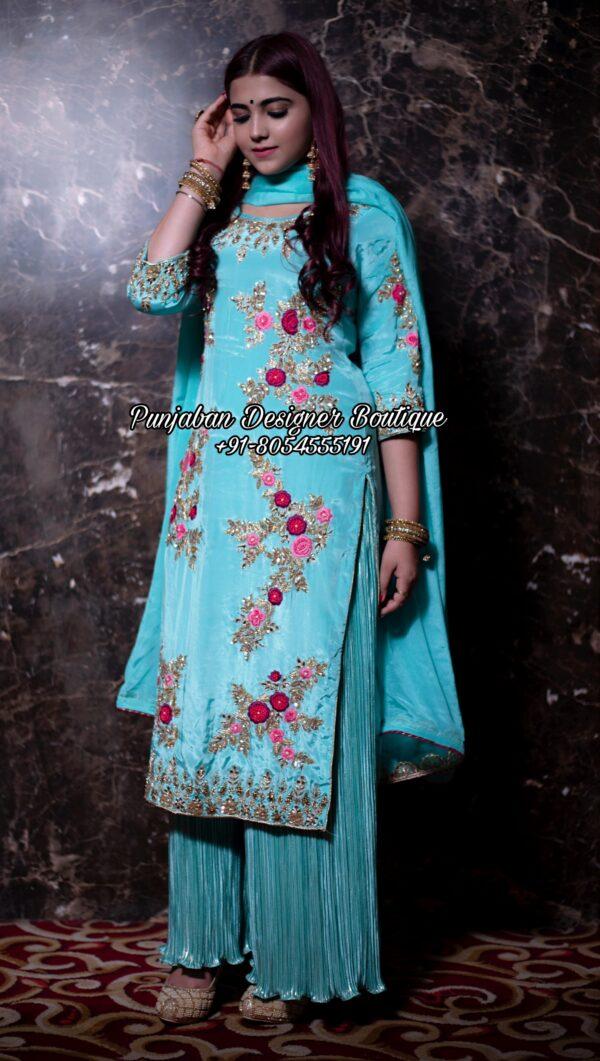 Punjabi Boutique Suit Brampton Canada USA