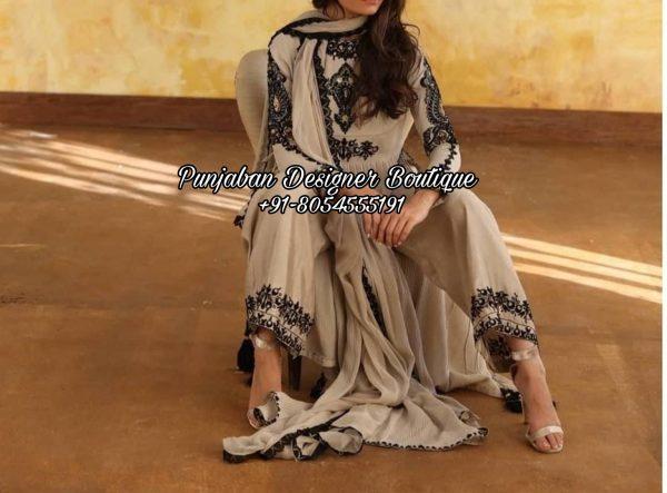 Punjabi Boutique Suits Brampton