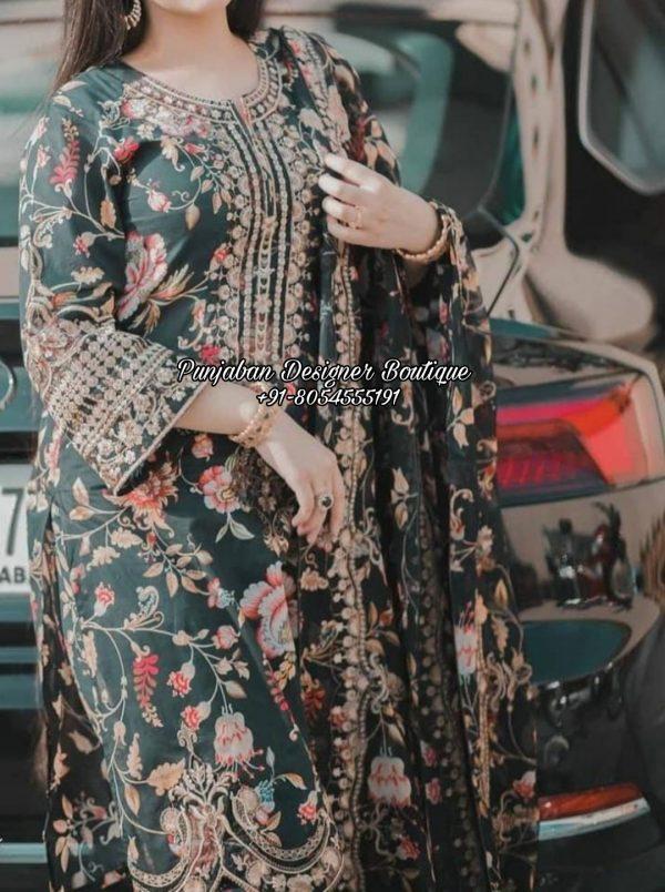 Punjbai Suit Boutique Toronto