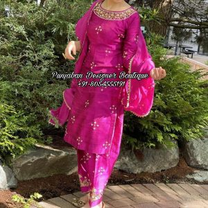 Punjabi Suit For Bridal Canada