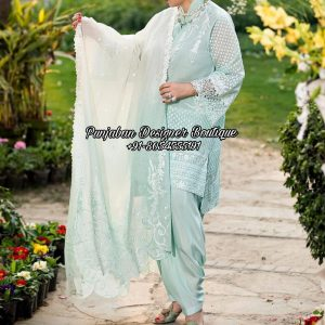 Punjabi Suit For Women USA