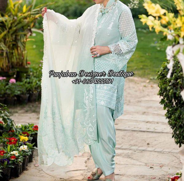 Punjabi Suit For Women USA