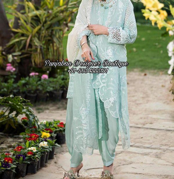 Punjabi Suit For Women USA Canada