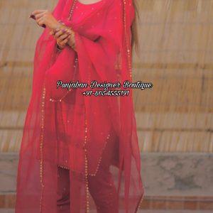 Punjabi Suit Latest Design UK