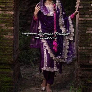 Punjabi Suit With Palazzo Canada