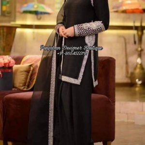 Punjabi Suit With Palazzo UK