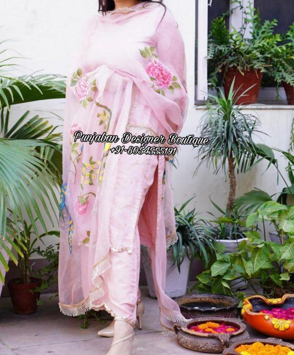Punjabi Suits Boutique Brampton USA