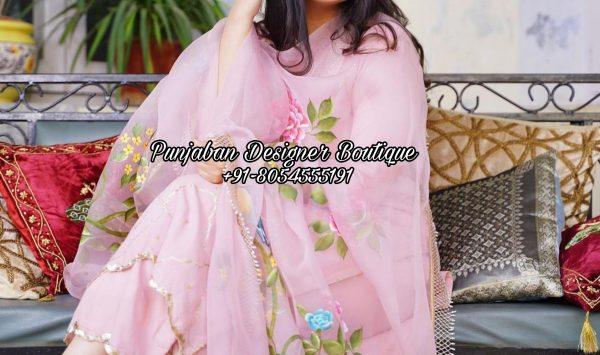Punjabi Suits Boutique Brampton USA UK