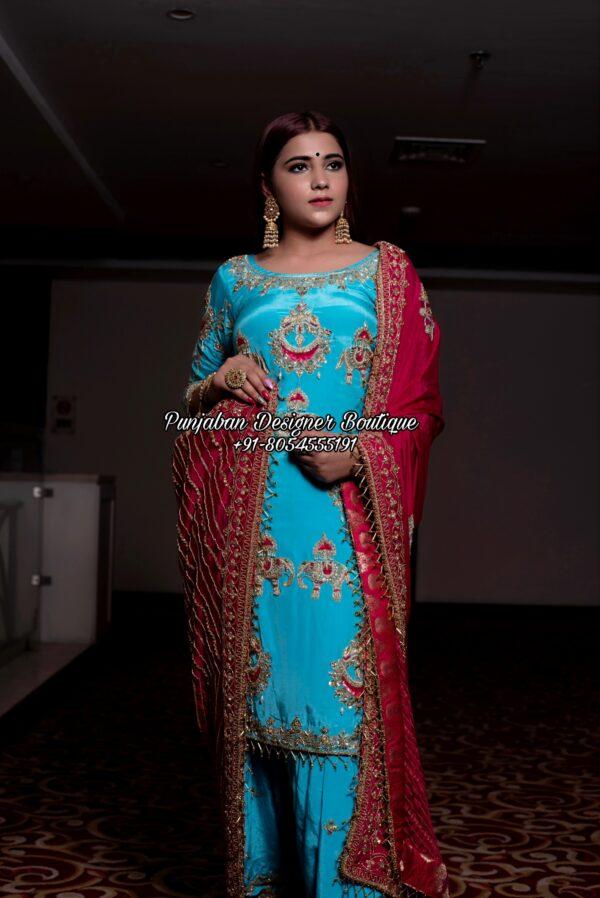 Punjabi Suits Designer Boutique Toronto
