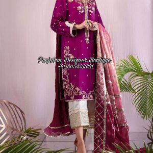 Punjabi Suits Designer Boutique USA