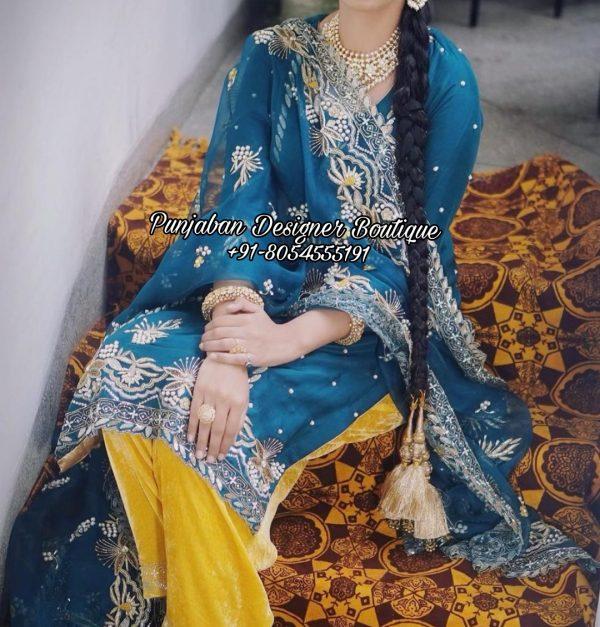 Punjabi Suits For Girls Toronto