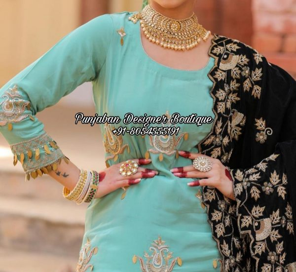 Punjabi Suits Online Boutique Brampton